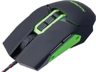HADRON HD-G12 GAME MOUSE+MOUSE PAD 1